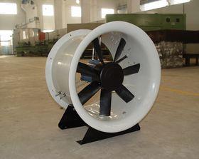轴流风机是如何安装的生产厂家价格