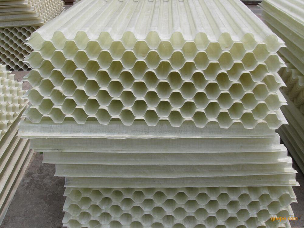 冷却塔高效填料GXT-26型高效淋水填料参数说明生产厂家价格