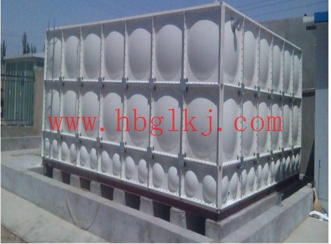 周口玻璃钢模压水箱生产厂家价格