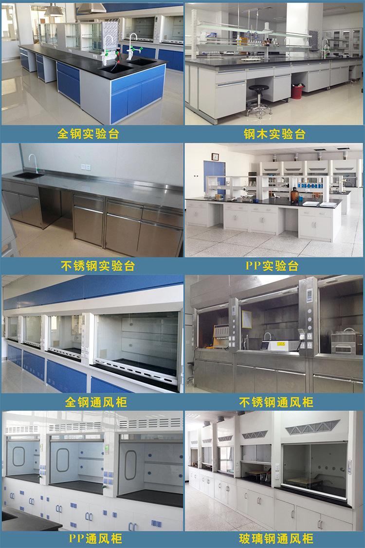 玻璃钢通风柜产品分类