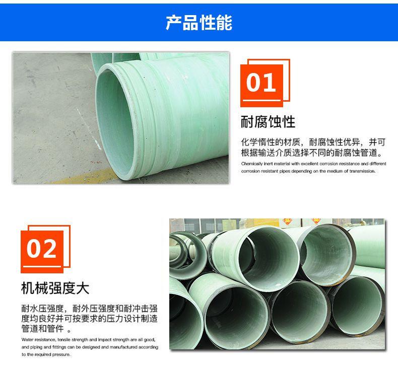 江苏玻璃钢管道